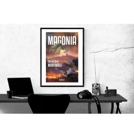 Affiche « Après l'effondrement : Magonia »