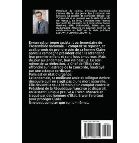 Couverture Recto CORPS D'ETAT