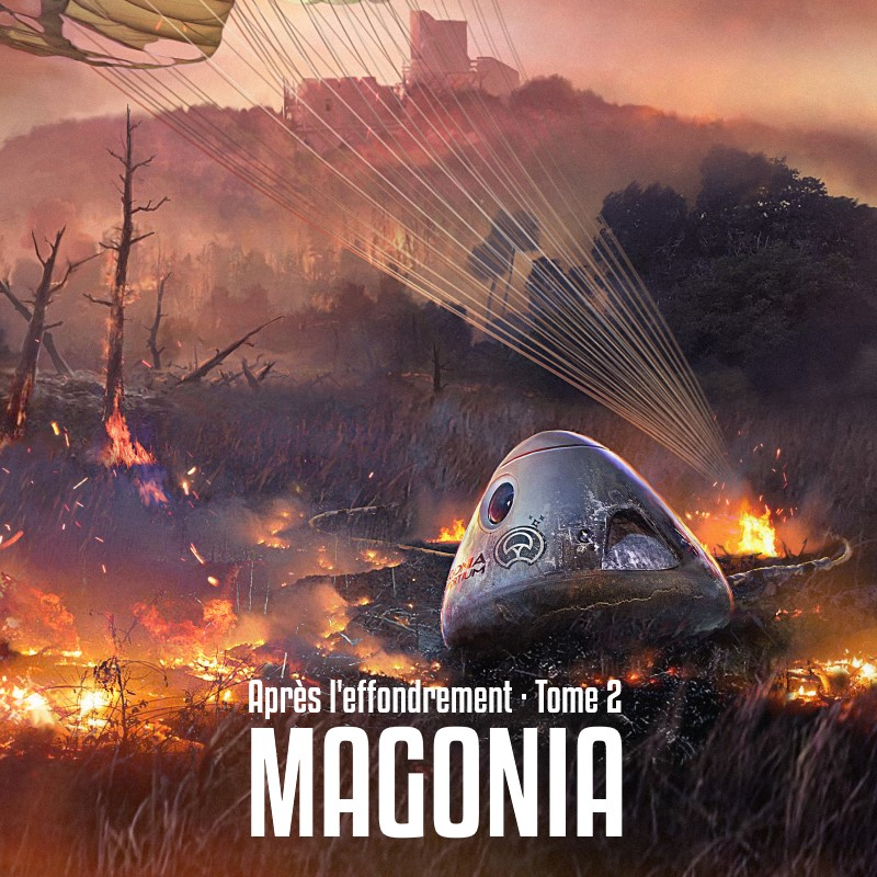 Magonia Tome 2