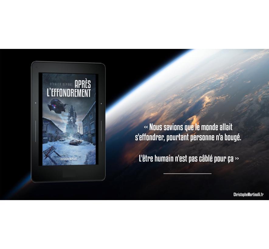 Le numérique d'APRES L'EFFONDREMENT est désormais en vente sur ma librairie en ligne !