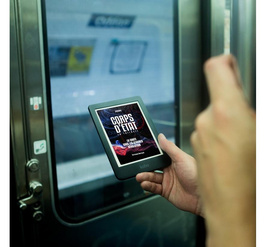 CORPS D'ETAT · Ne ratez pas votre métro !